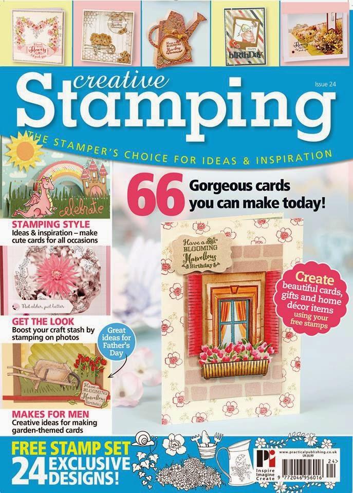 Peg Stamping -part 1 (Creative Stamping magazine)