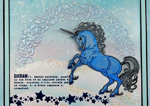 IndigoBlu – Unicorn Glisten & Sparkle