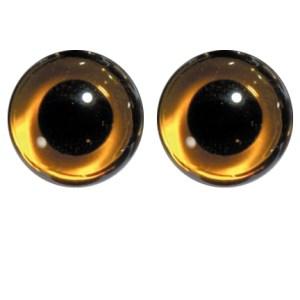 topaz glass glass eyes for teddy bears