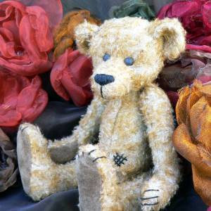 Printed Teddy Bear Pattern