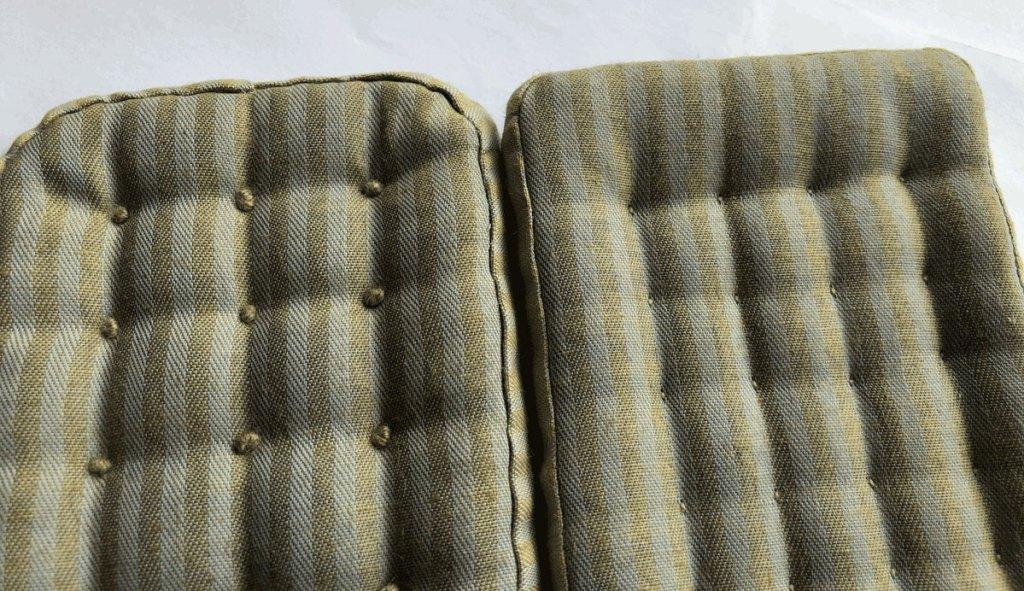 dollhouse mattress making no-sew vs sewn