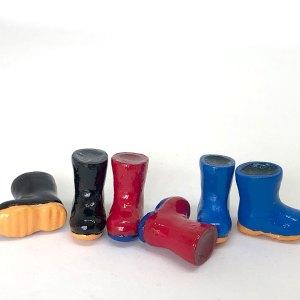 Dollhouse Toddler Rain Boots
