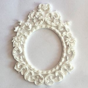 Scrapbooking Dollhouse Picture Frame MF16