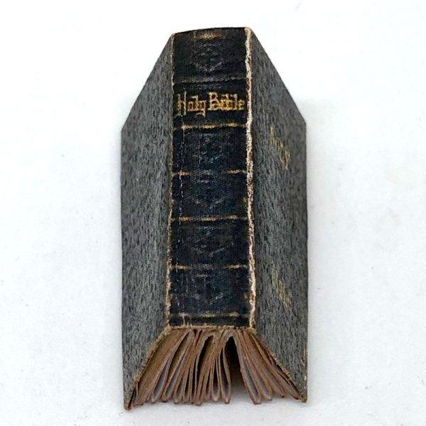 Holy Bible Dollhouse Miniature