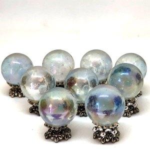 dolhouse miniature crystal ball fairy garden fortune telling