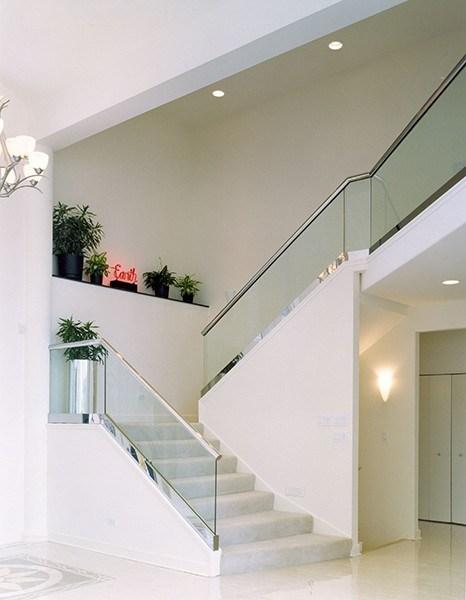 Glass Railings Creative Mirror Shower   Glass Balustrade Stairs Near Me   Railing Systems   Frameless Glass   Deck Railing   Handrails   Metal