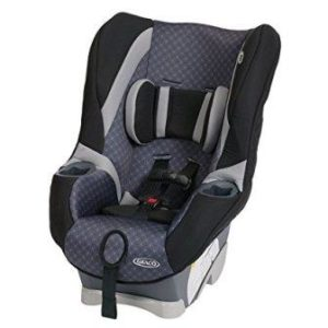 rear-facing convertible car seat