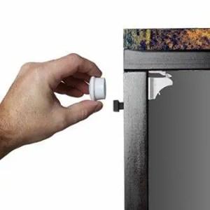 magnet cabinet lock