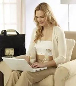Top 10 best Hand free pumping bras for nursing moms