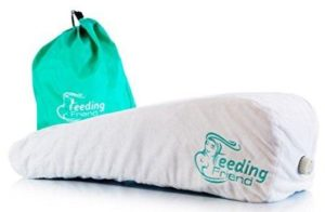 self inflating nursing pillow