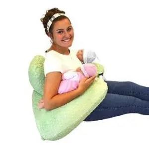 Twin Nursing pillow