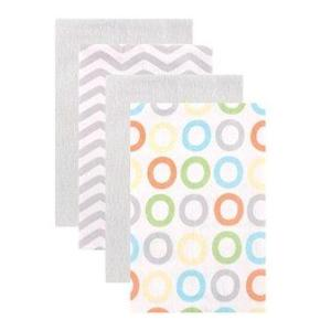 flannel burp cloths