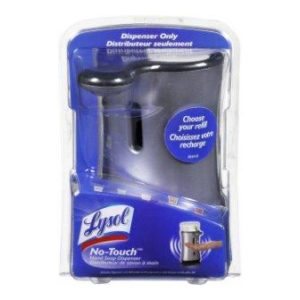 Lysol no touch automatic hand soap dispenser
