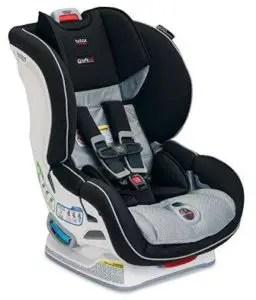 rear-facing convertible car seat