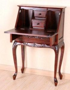 small secretary desk