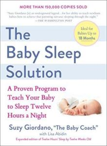 baby sleep solution books