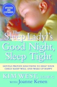 best baby sleep training books