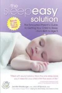 baby sleep training books