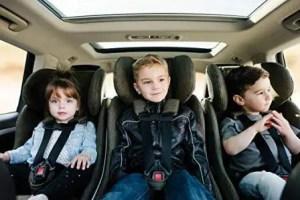 narrow car seat