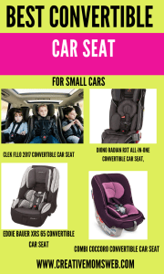 convertible car seat for small car