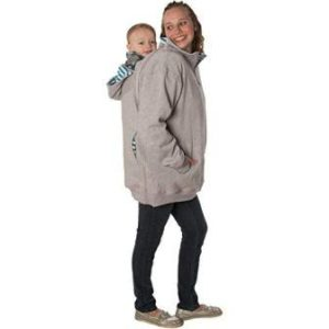 kangaroo hooded jacket