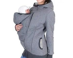 babywearing hoodie