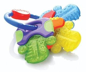 Gel teether