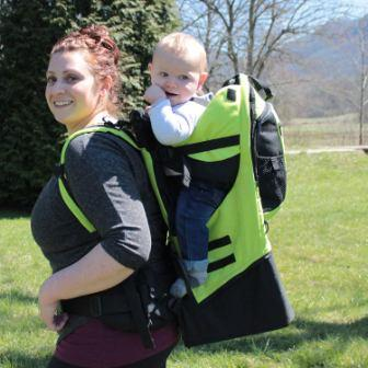 types of baby carriers.