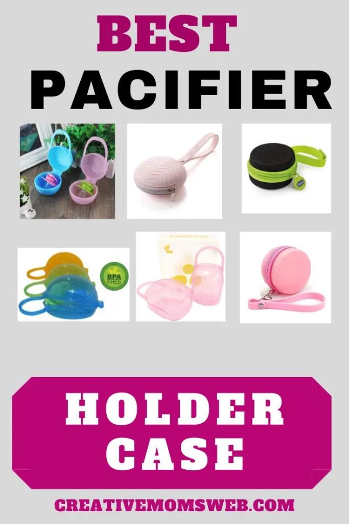 Pacifier case