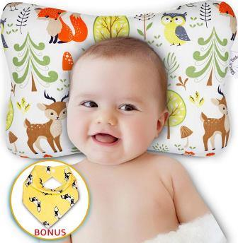 Bliss & baby Baby Head Shaping Pillow
