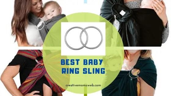 Best baby ring sling