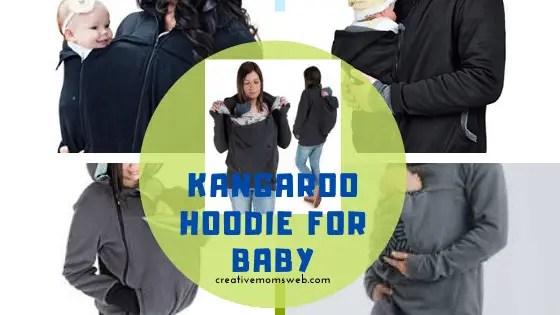 Kangaroo hoodie