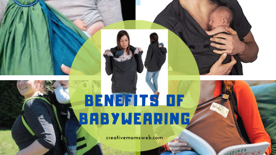 Benefits of babywearing