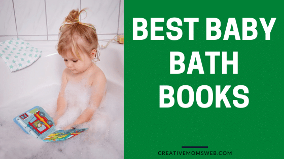 Best bath books for babies