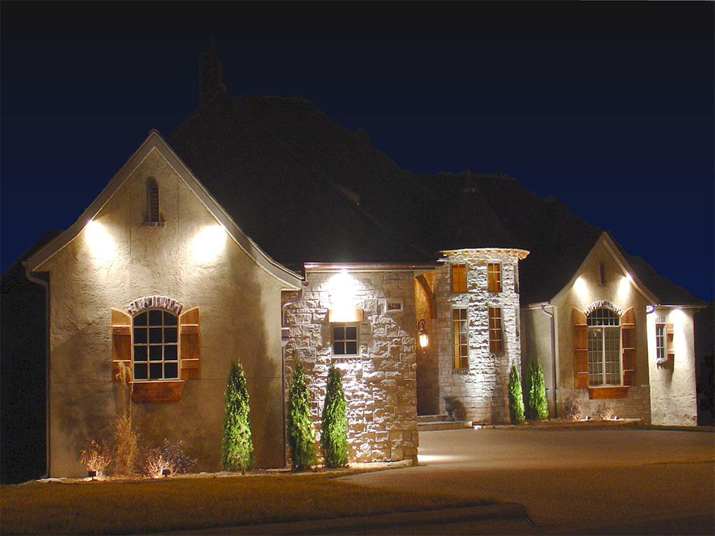 Landscape Lighting Transformer