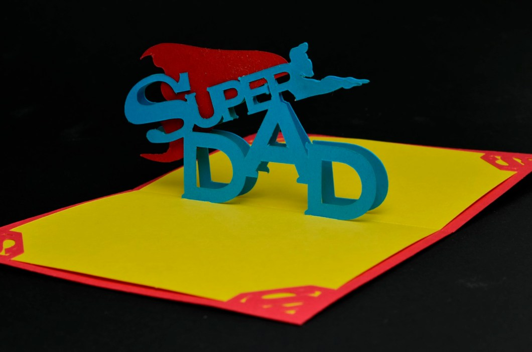 How To Make A Pop Up Birthday Card For Dad Billingss