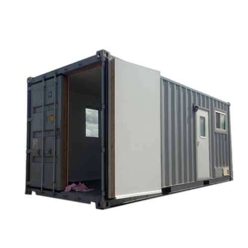 PORTABLE CONTAINER CABINS 12