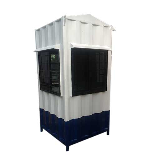 PORTABLE SECURITY CABINS 4