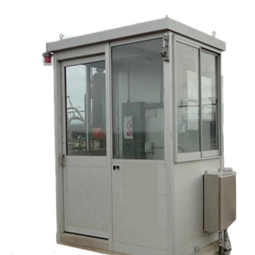 PORTABLE TOLL BOOTHS 8