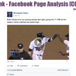 SumoRank – Facebook Page Analysis [COOL TOOL]