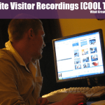 Website Visitor Recordings [COOL TOOL]