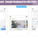 Gboard – The Google Keyboard For iOS [COOL TOOL]