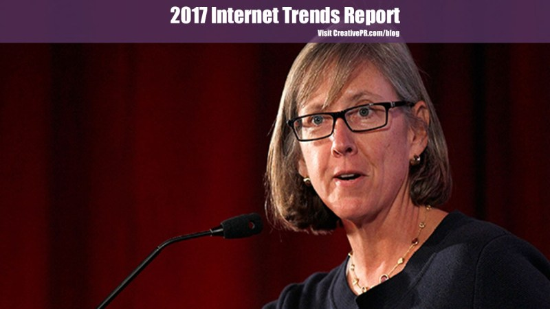 2017 Internet Trends Report - Mary Meeker