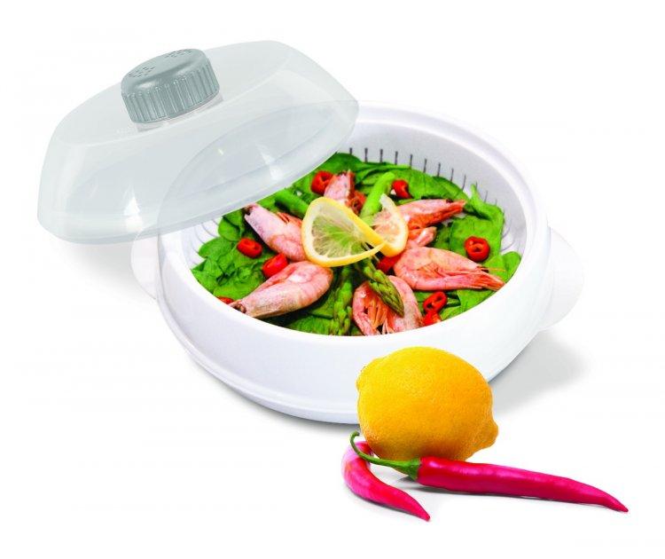 smart cook microwave steamer creative