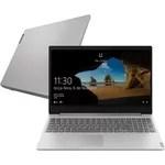 """Notebook Lenovo Ideapad S145 8ª Intel Core I5 8GB 1TB HD 15,6"""" W10 Prata"""