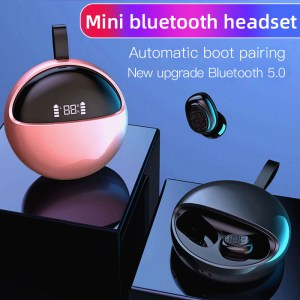 Wireless Bluetooth Headset Smart Sports Noise Reduction