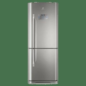 Geladeira Frost Free Electrolux Electrolux 454 Litros Inverse Inverter Cor Inox  (IB53X)