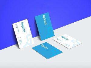 Creative Business Card Branding Design Mockup Free PSD