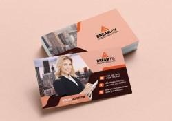 Professional Business Card PSD - Minimalist Business Card