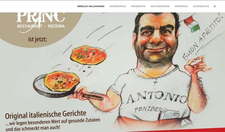 Antonios Pizza Lieferservice Penzberg